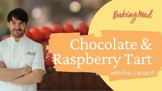 Eric Lanlard's Chocolate & Raspberry Tart