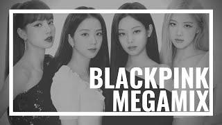 BLACKPINK Megamix 2021 - (블랙핑크 메가 믹스) - The Evolution of BLΛƆKPIИK (10 Songs!)