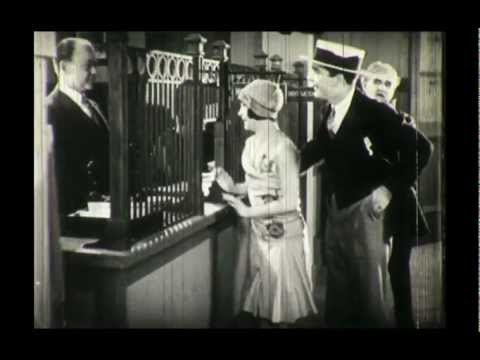Loves Young Scream - Rare/lost Late Silent Comedy Short