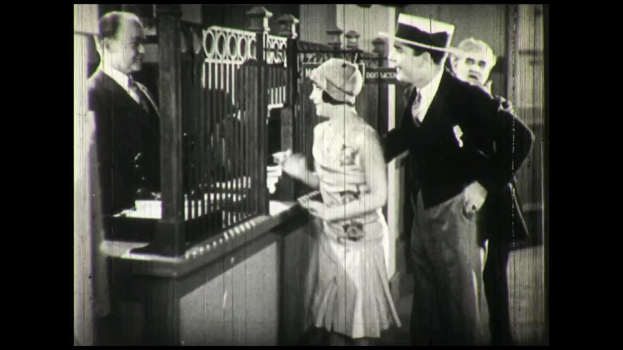 Download Loves Young Scream - rare/lost late silent comedy short