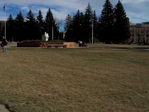Campus Tour - Prexy's Pasture