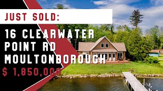16 Clearwater Point Rd Moultonborough, NH