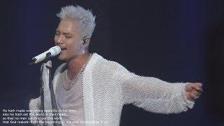 171015 Taeyang 태양 - Only Look At Me - Whitenight In Kuala Lumpur