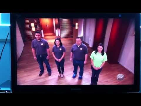 Food Network Fraud! Kris Herrera told he won on national TV