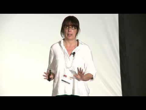 Good vibrations -- singing with the choir: Stacy Horn at TEDxMontclair