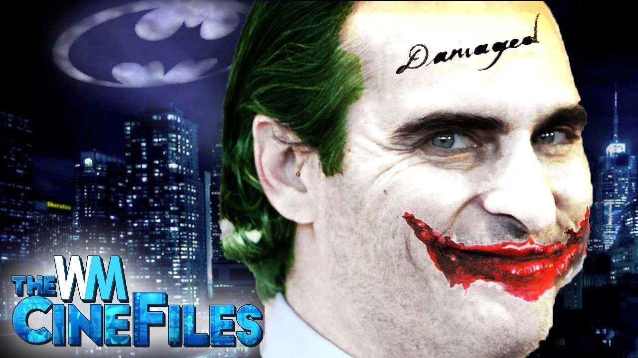 Joaquin Phoenix's Joker Origin Movie a Go at Warner Bros.