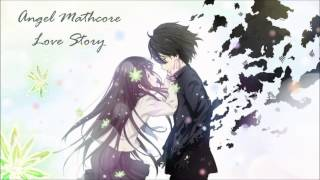 Nightcore - Love Story【Indila】 [Fr]