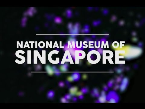 SINGAPORE 2017 | A VISIT TO NATIONAL MUSEUM OF SINGAPORE