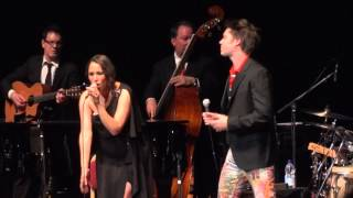 Get Happy / Happy Days are Here Again - Pink Martini and Rufus Wainwright