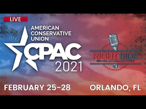 ? CPAC 2021 LIVE Coverage from Orlando, FL - Day 1