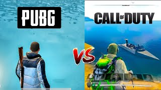 Pubg Mobile Vs Call Of Duty Mobile Battle Royale Comparison