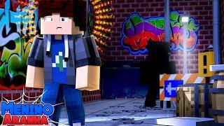 Minecraft: MENINO ARANHA - ESTOU SENDO PERSEGUIDO? #276