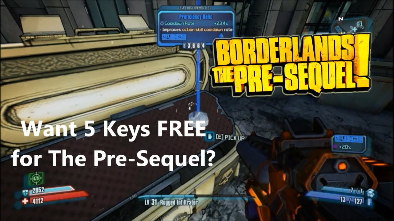 Play Borderlands: The Pre-Sequel a SHIELD Exclusive | NVIDIA ...