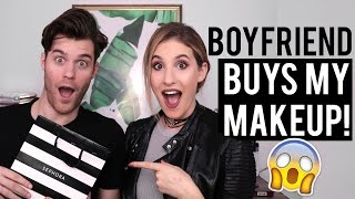 One of Jamie Paige's most viewed videos: MY BOYFRIEND BUYS MY MAKEUP! OMG! | Jamie Paige