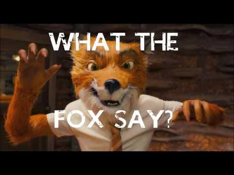 Ylvis - The Fox (What Does the Fox Say?) [Lyrics][HD]