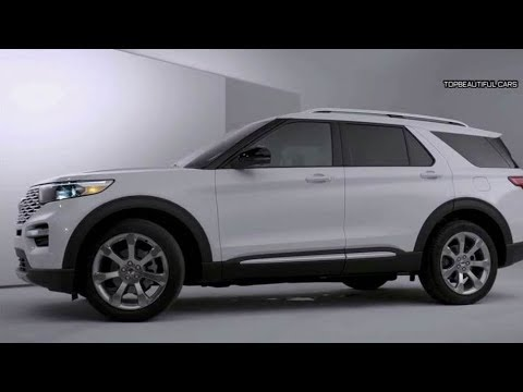 2020 Ford Explorer Platinum Specs and Engine