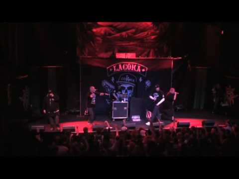 La Coka Nostra live from Baltimore Who's The Man 09
