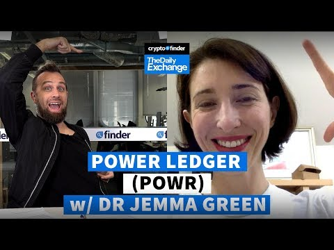Looking At Power Ledger (POWR)? Adoption, Value And 2019 Roadmap Explained By Dr Jemma Green