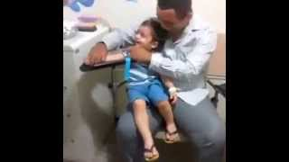 Good Nurse with cute baby