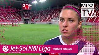 DVTK - MTK Hungária FC | 1-1 | JET-SOL Liga | 6. forduló | MLSZTV