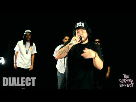 The Cypher Effect - Zeek / Sweezy Mac / Dialect / Stevie Dub