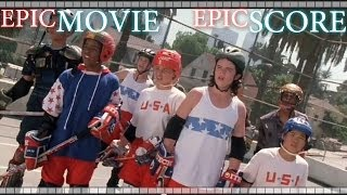 "Mighty Ducks ""Epic"" David Newman Suite - Movie Music Video"