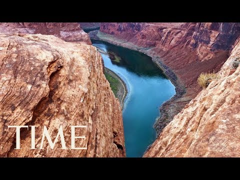14-Year-Old California Girl Dies After Fall From Arizona's Horseshoe Bend Overlook | TIME