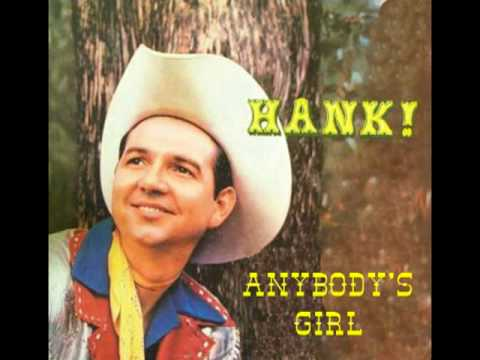 HANK THOMPSON - Anybody's Girl (1959)