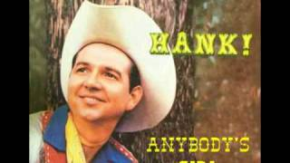 HANK THOMPSON - Anybody
