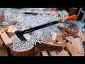 Обзор и тест Топор-колун FISKARS X 25 XL.
