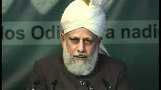 (Urdu) Jalsa Salana Spain 2010, Concluding Address by Hadhrat Mirza Masroor Ahmad, Islam Ahmadiyya
