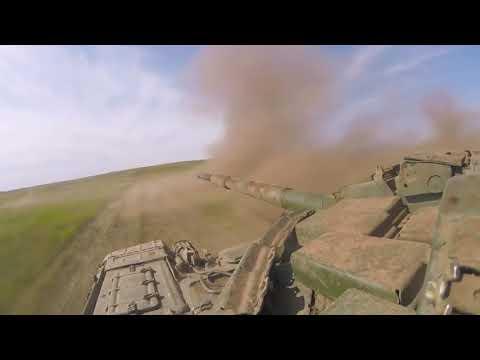 War games: Russian tanks participate in Vostok-2018 drills