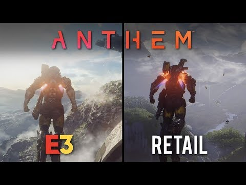 Anthem E3 vs Retail | Direct Comparison