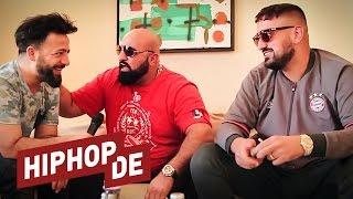 Klartext! Xatar & Haftbefehl über KC Rebell, Farid Bang, Bushido, Beef uvm. (Interview) #waslos