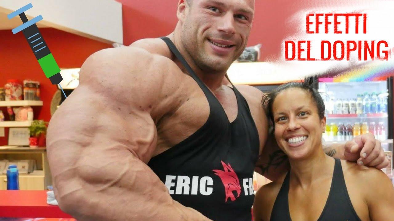 Quali sono gli steroidi anabolizzanti per aumentare il pene