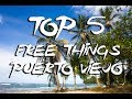 TOP 5 Puerto Viejo FREE THINGS To Do