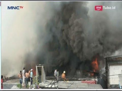 20 Rumah Terbakar di Kedoya Utara, 10 Damkar Dikerahkan - LIM 23/05