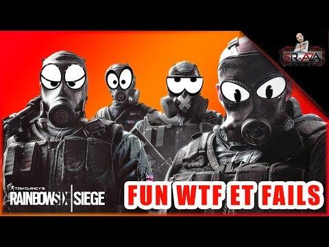 [Best Off] Rainbow Six: Siege Fun, Wtf et Fails