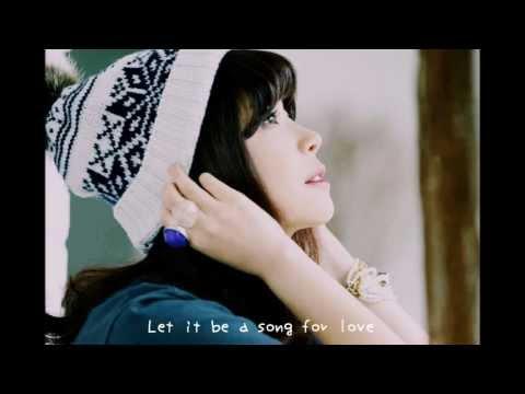 [lyrics] Song for Love (Eng Ver.) - 린 (LYn)