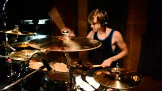 Luke Holland - Of Mice & Men - O.G. Loko (Drum Cover)