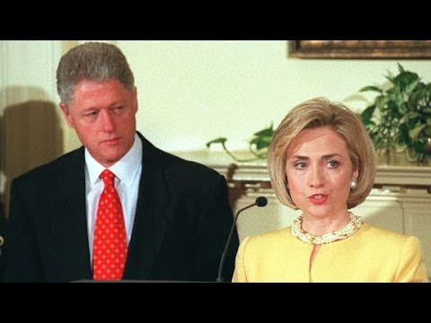How Hillary Clinton has dealt with infidelity