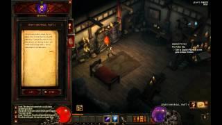 Bradley: Diablo 3 (Wizard) Part 1 - The Prophecy