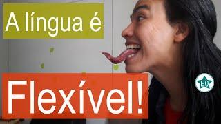 A língua é flexível! | Esperanto do ZERO!