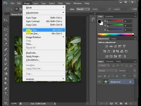 How to resize images in Photoshop - Adobe
