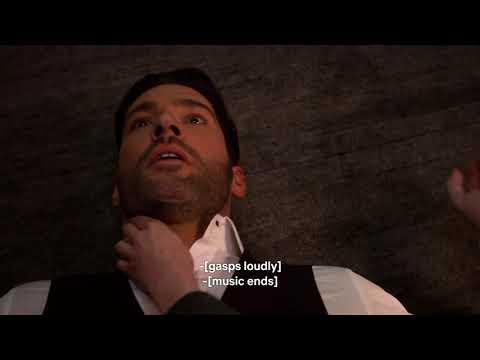 Download Lucifer 5x08 Lucifer survives a bullet shoot near Chloe - Lucifer Season 5