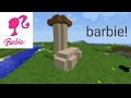 MAKEING BARBIES DREAM HOUSE IN MINECRAFT