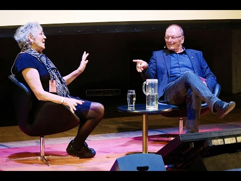 Germaine Greer & John Bell: Women in Shakespeare, All About Women 2015