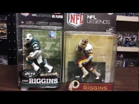 John Riggins Mcfarlane  Jets & Redskins