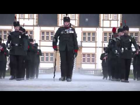 British Military Gives Thanks To German Hosts | Forces TV