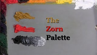 Quick Tip 195 - The Zorn Palette